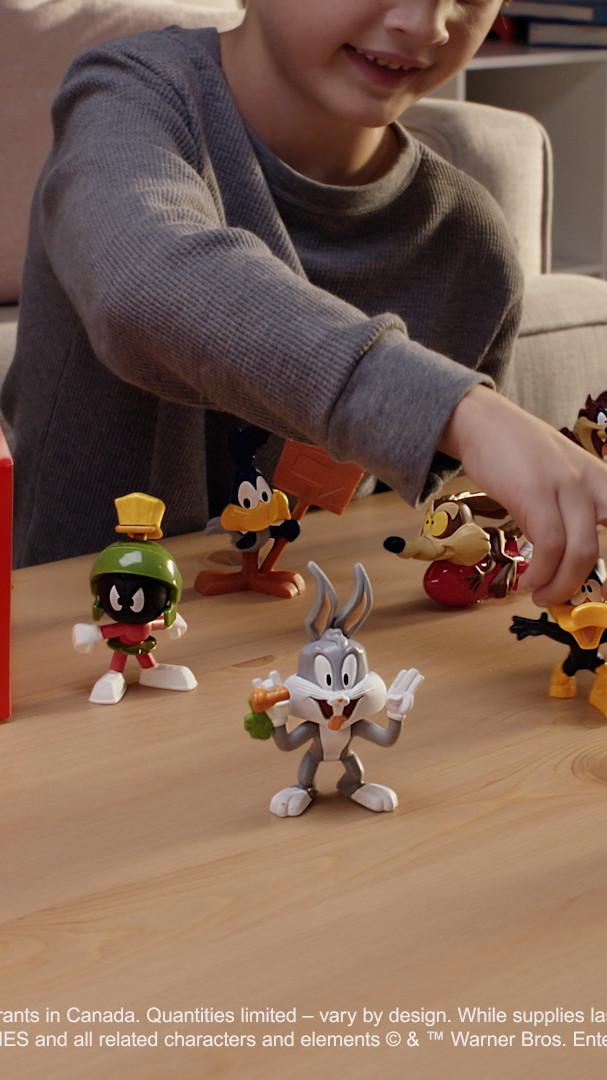 McDonald's - Looney Tunes