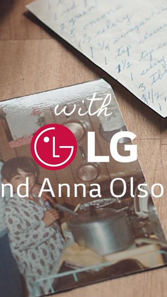 LG & Anna Olson - Kitchen Memories