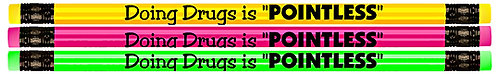 Doing Drugs is Pointless