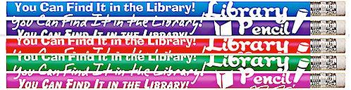 Library Pencil