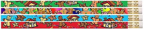Gingerbread Man & Candyland