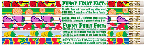 Funny Fruit Facts