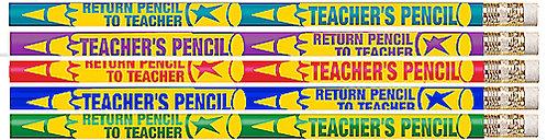 Return Pencil to Teacher