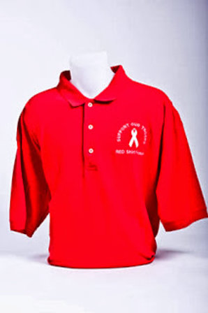 Red Shirt Friday Men's Polo - Embroidered