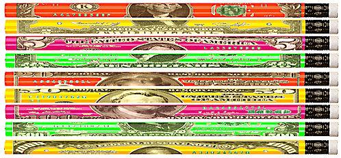 Neon Money Assorted