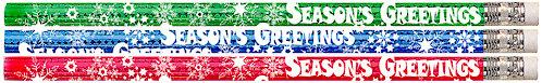 Seasons Greetings Glitters