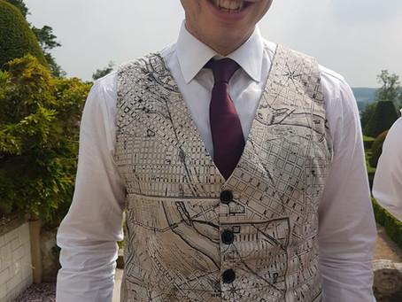 Waistcoats for Weddings!