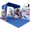 Thumbnail: 10x20 Tension Fabric Exhibit Booth (Self-Build) AENIM71