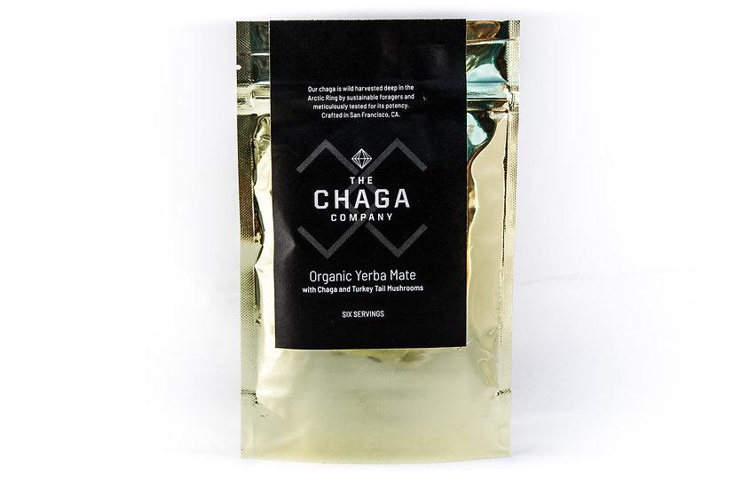 ORGANIC YERBA MATE WITH CHAGA