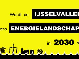 Wordt de IJsselvallei ons energielandschap in 2030?