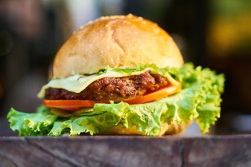 Menu Bicky Burger