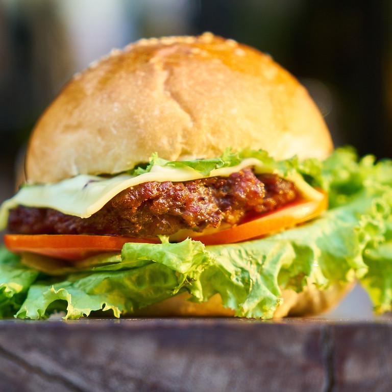 Atelier AIM - D/R : Même pas peur, je fais mon hamburger !