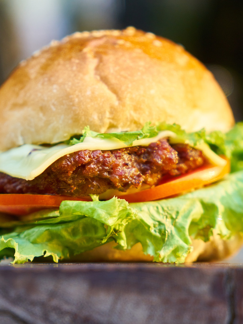 Hamburger z serem