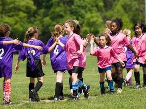Surviving the Post-Election:  Do What Your Kids Do Post-Game