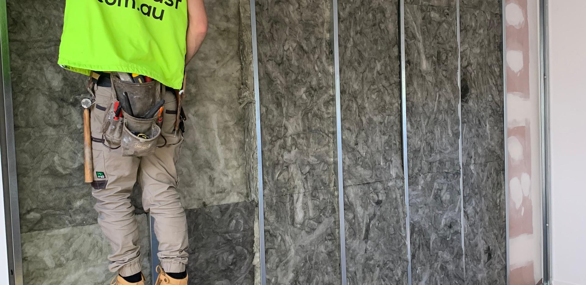 Zac - soundproofing insulation - camberw