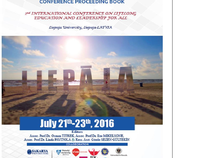 ICLEL 16 Conference Proceeding Book has published :)
