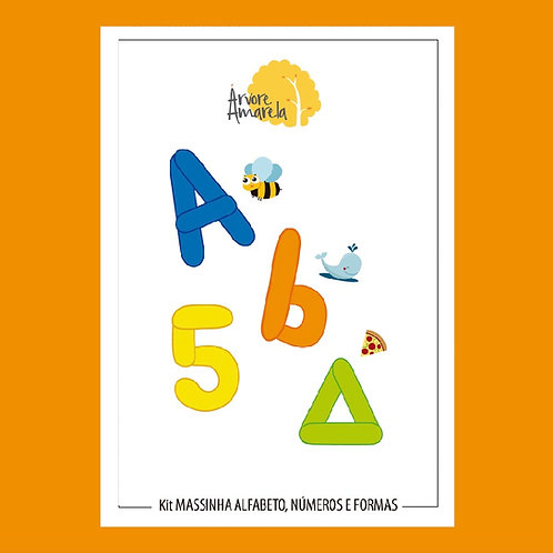 Kit Massinha ABC + Números + Formas PDF
