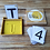Thumbnail: Caixinha de Areia Alfabeto & Números Negrito