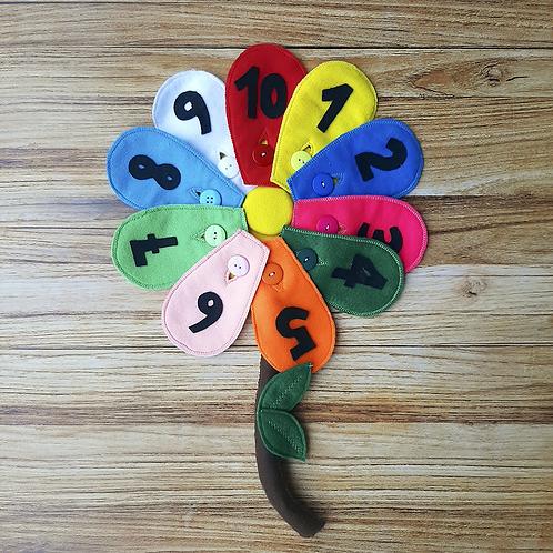 Flor de Números