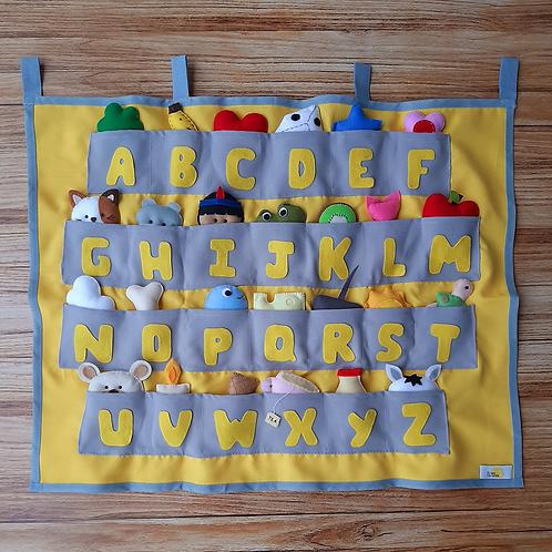 Painel Alfabeto