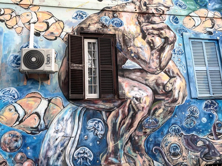 Street Art in Rome's Outdoor Galleries