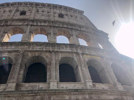 Visiting Pompeii in Rome