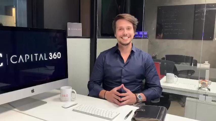 Geraldo Grizzo Filho, sócio e fundador da Capital 360