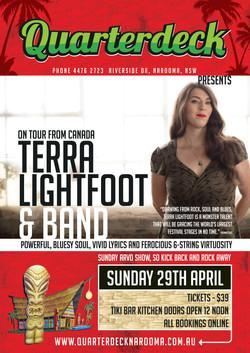 Quarterdeck-Poster-Terra-Lightfoot