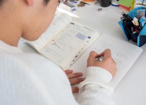 【高校受験】中学2年生。高校受験を視野に入れた勉強を始めましょう。