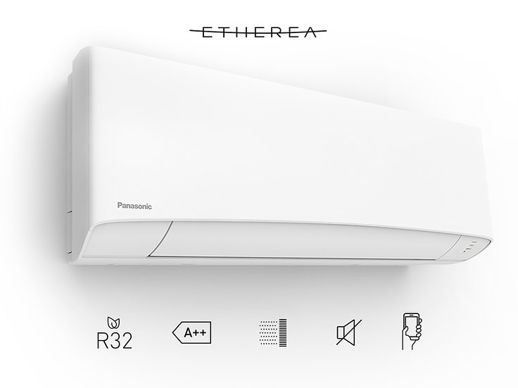 Panasonic Etherea NZ25VKE 6,3kW SCOP 4,6