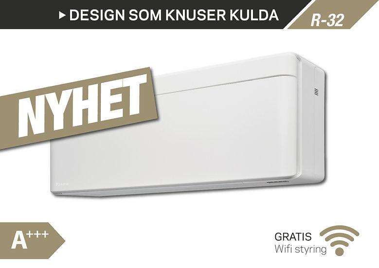 Daikin Stylish 6,9kW SCOP 5,12