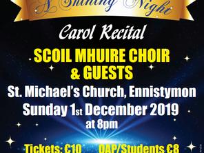 A Shining Light – Carol Recital 2019