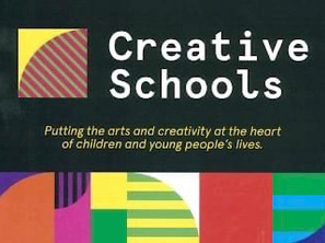 Funding from the Arts Council under the Creative Schools Initiative.