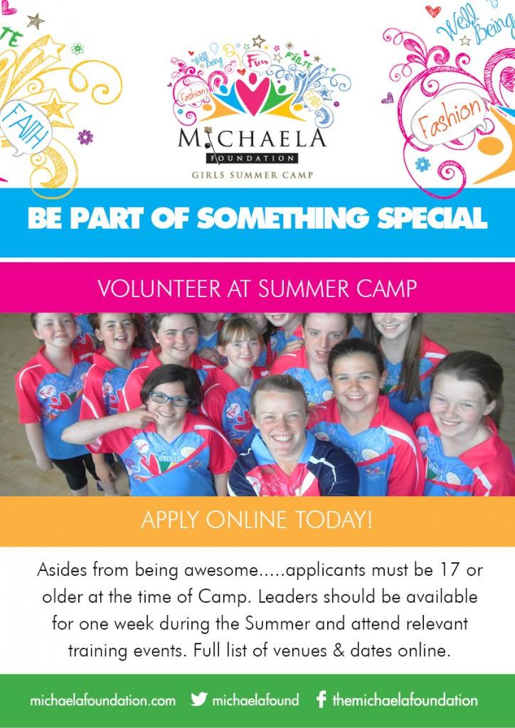 Clare Volunteer Poster