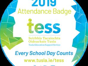 TUSLA EWS – Every School Day Counts