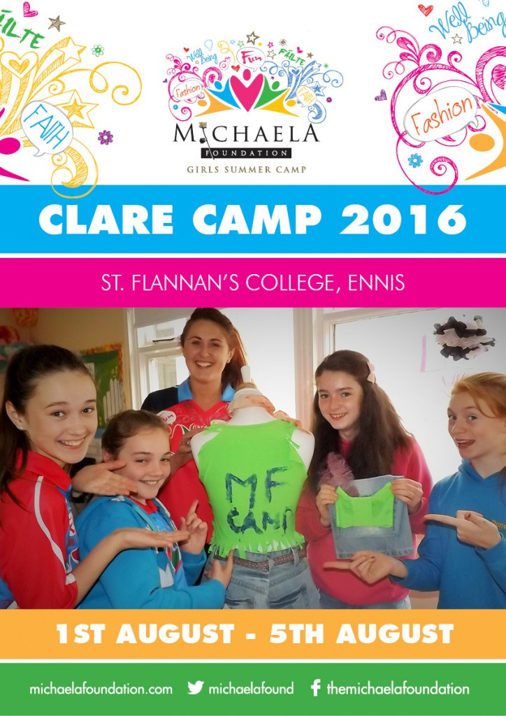 Clare St.Flannans Poster