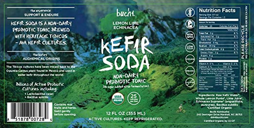 Is Kefir Soda the New Kombucha?