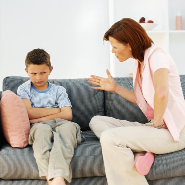האם כדאי להעניש ילדים