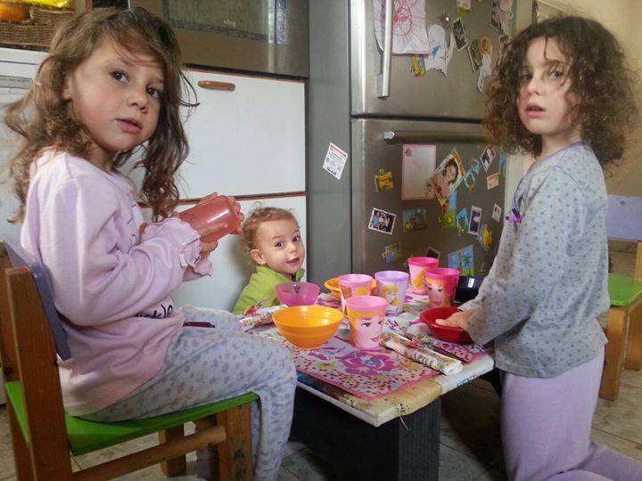 למה ילדים משחקים במשפחה