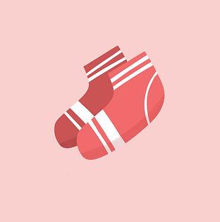 Socks.Illustration