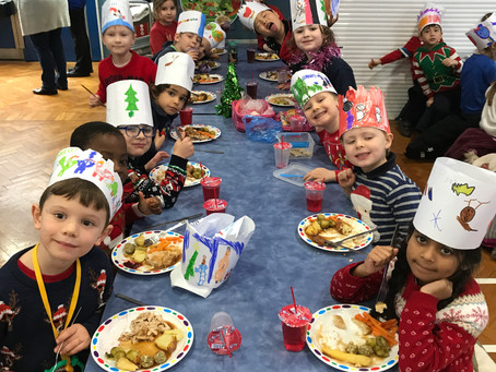 It's begining to look a lot like christmas in year 1!