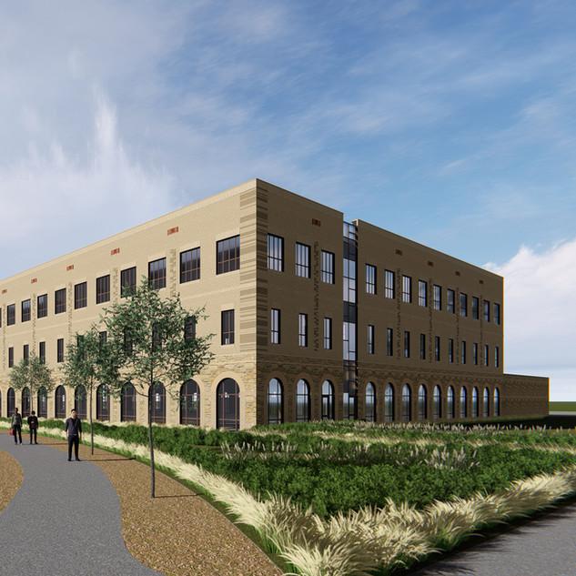 Texas A&M San Antonio - Science & Technology Building