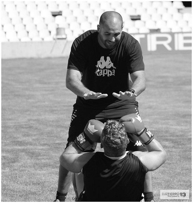 Cyril Gomes, coach sportif sur Bordeaux et Mérignac
