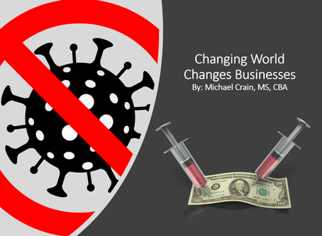 Changing World - Changes Businesses