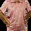 Thumbnail: CHRISTIAN CAMO PINK POLO STYLE SHORT-SLEEVE SHIRT