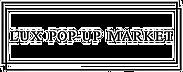 LUX PopupMarket Logo trnsprt blk letters