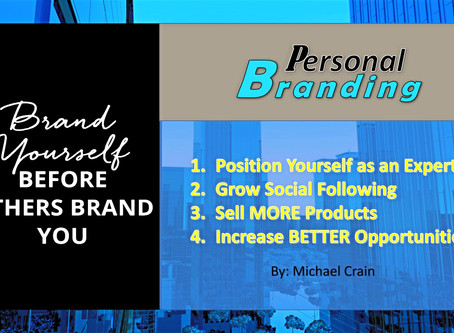 Brand Yourself before Others Brand You!