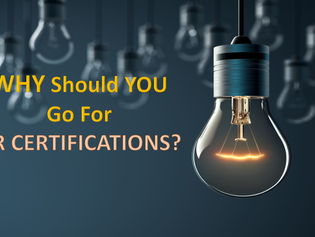 Why Should You Go For HR Certification?