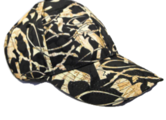 CHRISTIAN CAMO ™ BLACK CAP