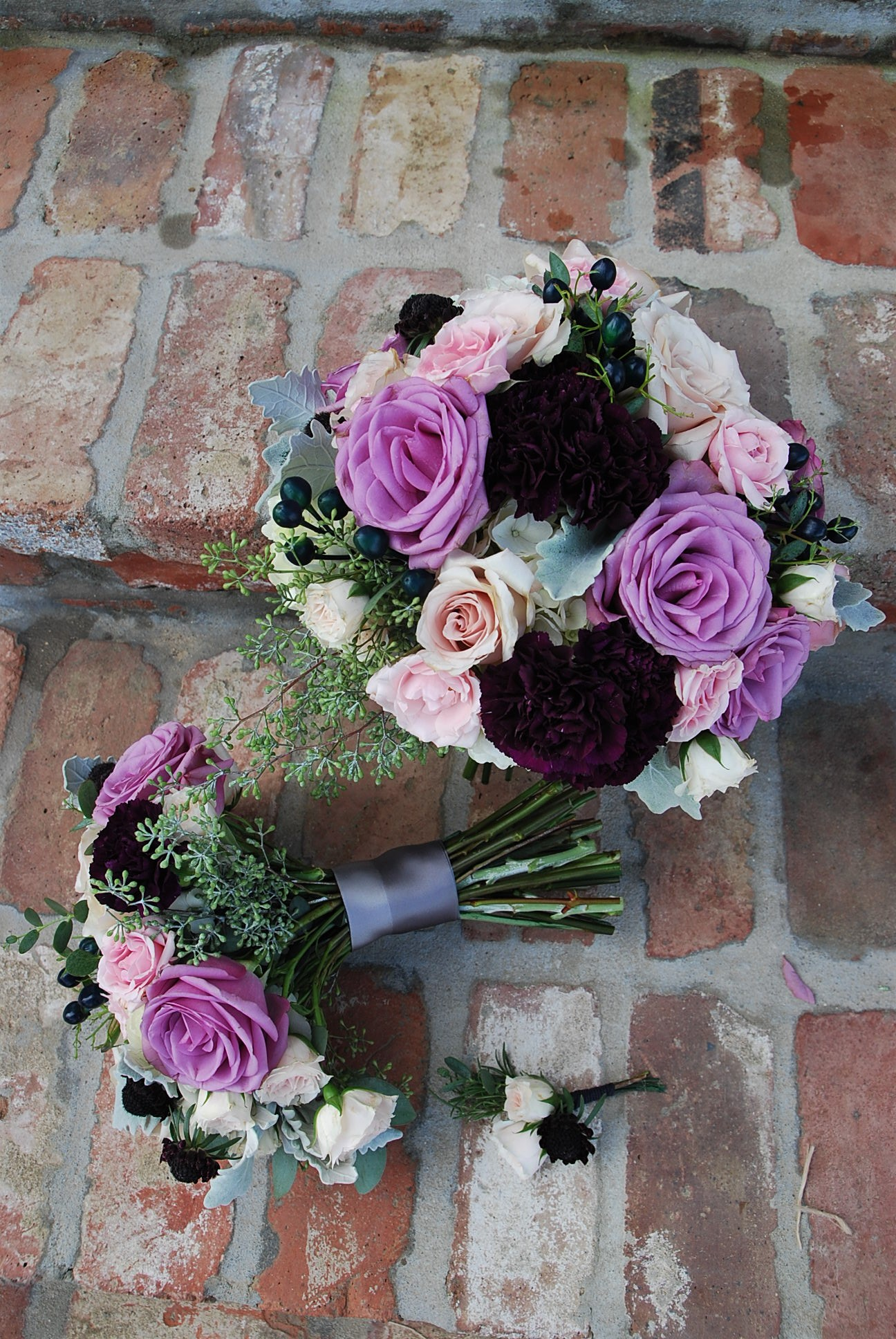 Bride & Maid of Honor Bouquets